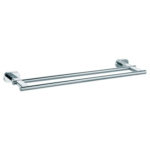 900 Series Double Towel Rail 750mm