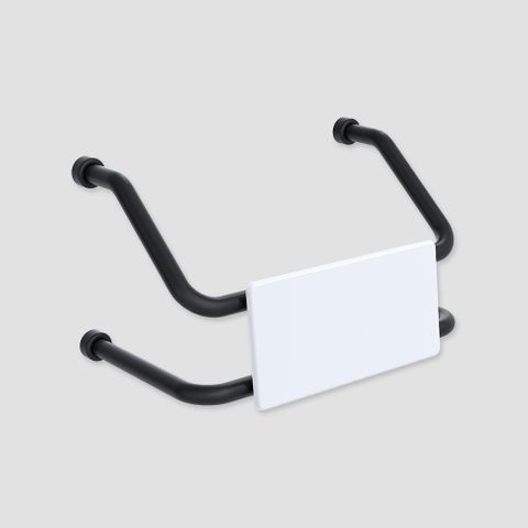 HS Toilet Backrest Wall Mount MB