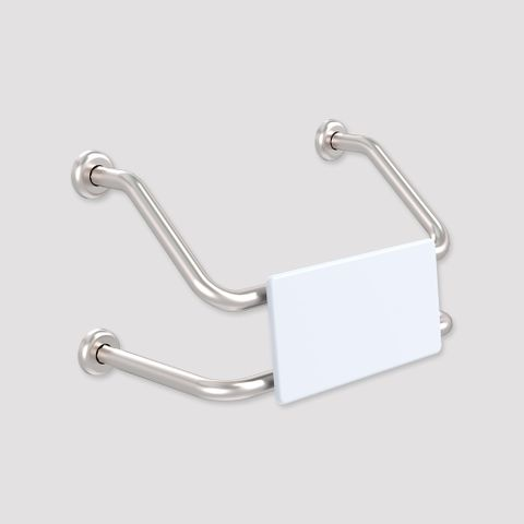 CF Toilet Backrest Wall Mount SS