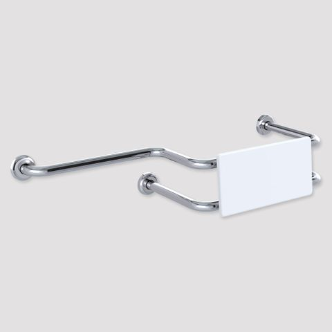CF Toilet Backrest with ext Wall Mount PS