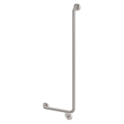 CF Shower Rail KG 400x1100mm - RH
