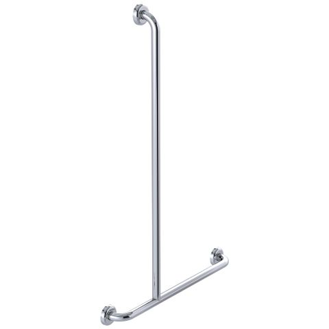 CF Shower Rail PS 700x1100mm - LH