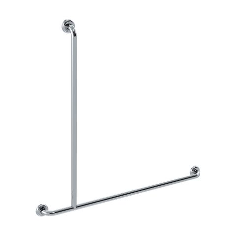 CF Shower Rail PS 1170x1100mm - LH