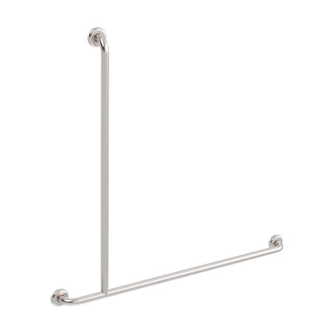 CF Shower Rail SS 1170x1100mm - LH