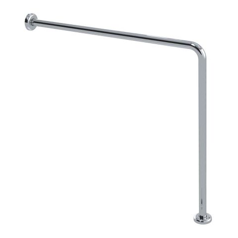 CF Free Standing Toilet Rail PS 850x800mm