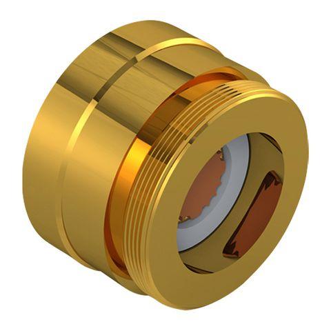 M22 Aerator Adaptor Female (Gold) - 12L/min