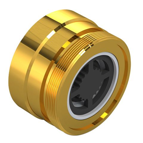 M24 Aerator Adaptor Male (Gold) - 6L/min