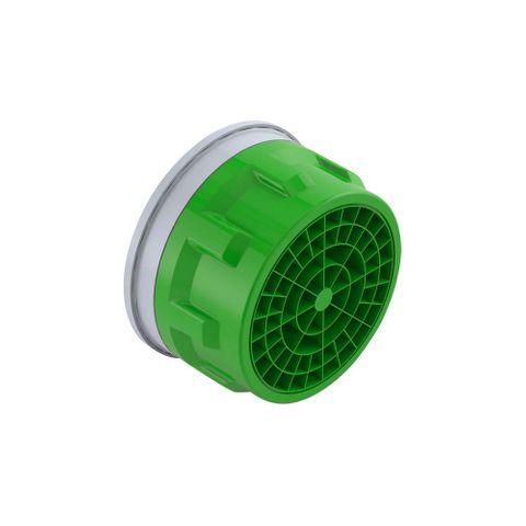 Clinic Colour Coded Aerator (Green) - 6L/min