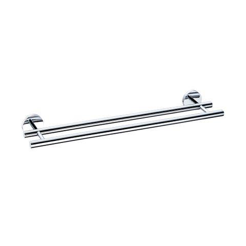 400 Series Double Towel Rail 600mm