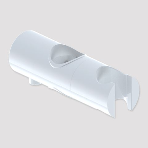 ABS Glide Slide Cradle - White