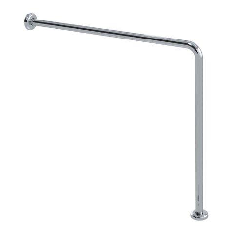 CF Free Standing Toilet Rail PS 850x800mm