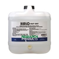 RESEARCH PRODUCTS Halo Glass Cleaner 15L