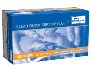 Disposable Gloves - Poly