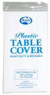 Tablecover - Sheets