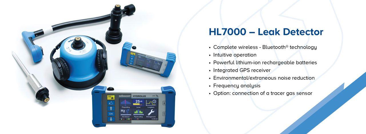HL7000 Leak Detector