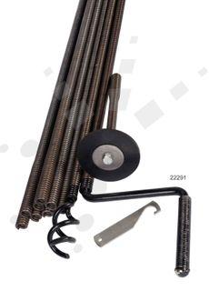 Coil Spring Rod Equipment