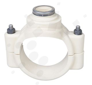 White PVC (Series 1)