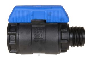 Poly Ball Valves