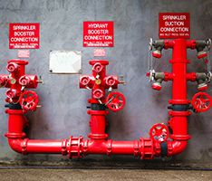 Fire Valves and Hydrants