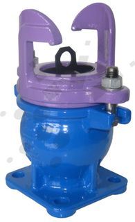 Spring Hydrants