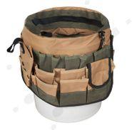 44 Pocket Bucket Organiser