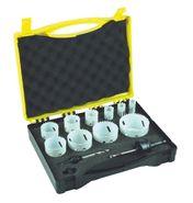 Bi-Metal Holesaw Electricians Kit