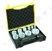 Bi-Metal Holesaw Tradesmans Kit