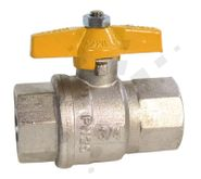 Ball Valves Gas T Handle F x F