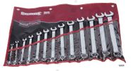 Ring/Open End Imperial Spanner Sets