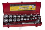 "Metric/Imperial 3/4"" Drive Socket Set"