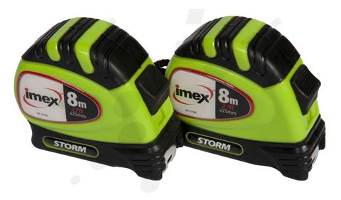 Imex Storm Tape Measures