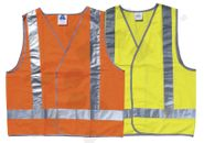 Day/Night Work Safety Vests