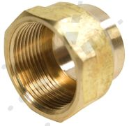 No. 4 Brass Female Tube Bushes