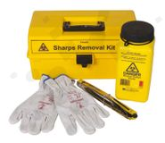 Sharps Kit with Gloves