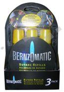 Butane Refill 3 Pack