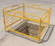 Foldaway Manhole Guard
