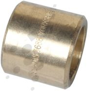 No. 6 Brass Slip Bushes