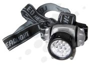 LED Torch with Straps