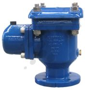 Double Orifice Air Valves