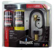 Bernzomatic Gas/Oxy Brazing and Welding Kit