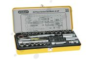 "Metric/Imperial 1/4 and 3/8"" Drive Socket Set"
