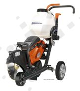 Quick Cut Saw Husqvarna K970 Trolley
