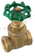 Tested Brass Gate Valves