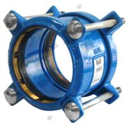 SupaPlus Poly Couplings with Bush