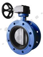 Flange Butterfly Valves