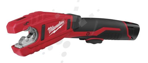 Milwaukee Cordless Tube Cutters