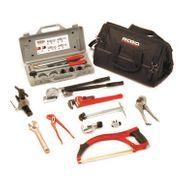 Ridgid Jumbo Plumbers Tool Kit