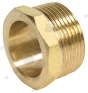 No. 4 Brass Male Tube Bushes