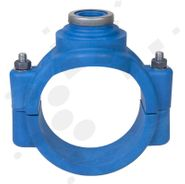 Blue PVC (Series 2) GRP Tapping Bands