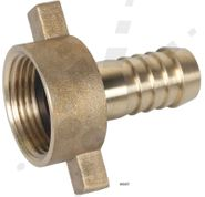 Brass Nut and Tails